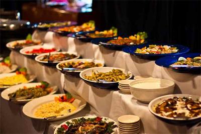 Irish wedding caterers, Irish wedding catering, Irish marquee ...